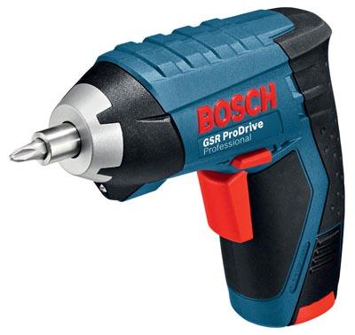 ボッシュ 電動工具バッテリードライバーGSR PRODRIVE
