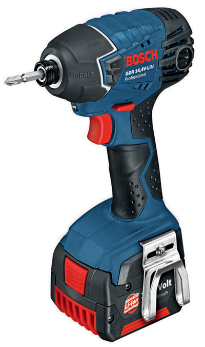 ボッシュ 電動工具バッテリーインパクトドライバーGDR 14.4 V-LIN