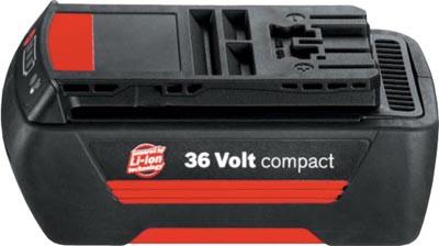 ボッシュ バッテリー工具リチウムイオンバッテリー36V 1.3AhA3613LIB