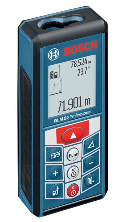 ボッシュレーザー距離計GLM 80