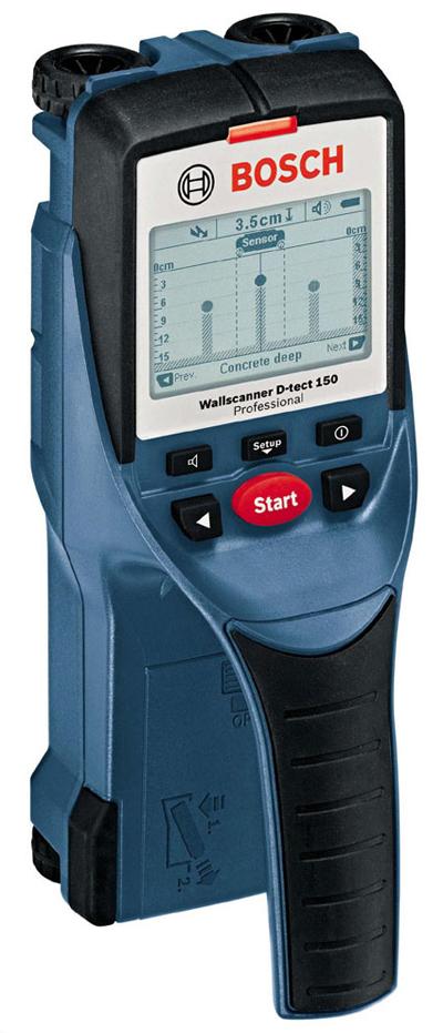 ボッシュコンクリート探知機D-TECT 150 CNT