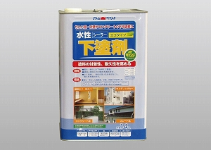 アトムハウスペイント水性下塗剤エコ 14L