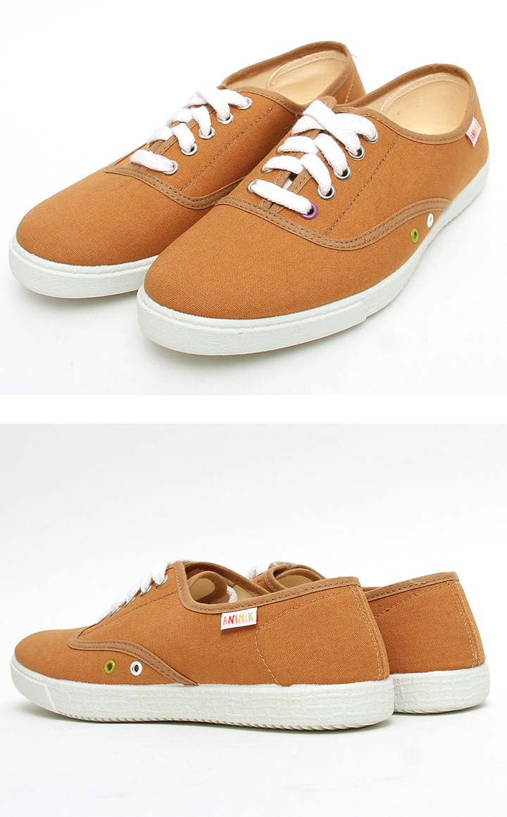 ★ ANIMIK ladies ★ canvas fabric sneaker shoes ani-l-k-55-940