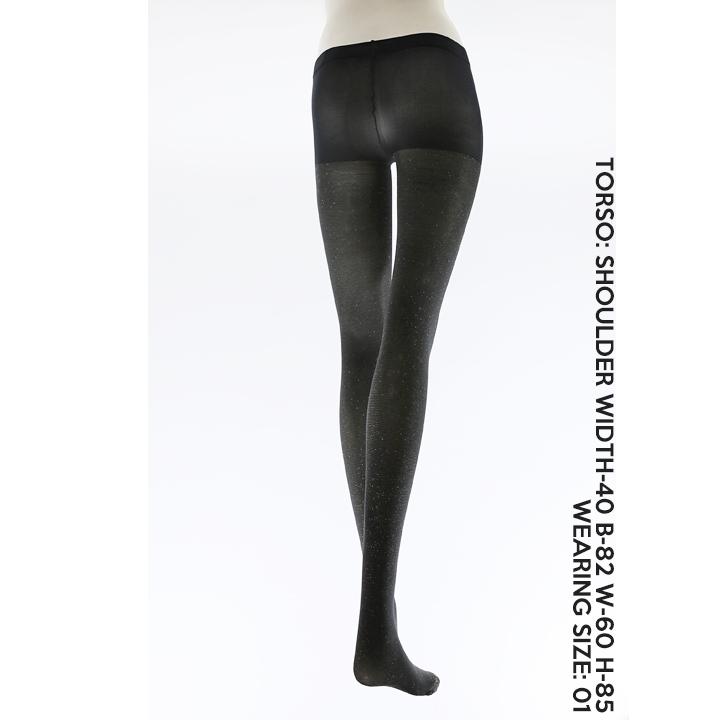 564e674cd67a1 ... DIESEL diesel ladies ☆ with glitter tights stockings die-l-a-68-230 ...