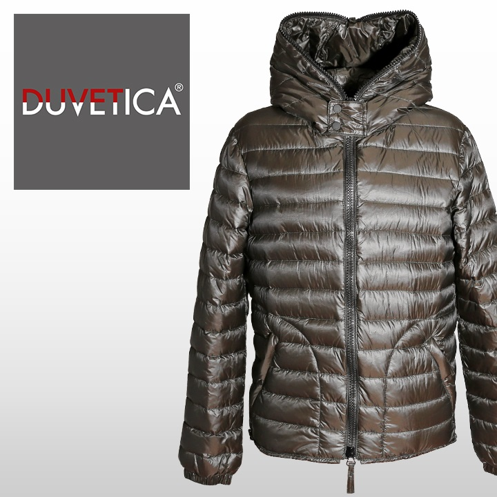 more photos c972e 9d18f ■DUVETICA duvet Thika men ■ hooded light down down jacket duv-m-o-69-005 <<  maker hope retail price 92,880 yen >>