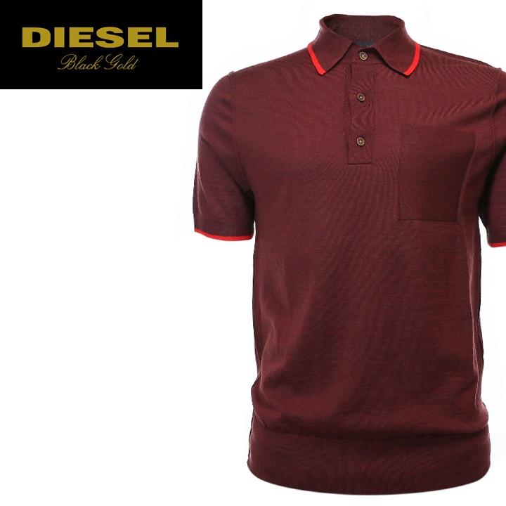 Brand Outlet Kiiroya Due Short Sleeved Polo Shirt Die M T 78 413