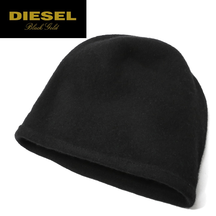 □DIESEL BLACK GOLD diesel black gold man and woman combined use □  compression wool beanie cap watch cap hat die-m-a-78-022 54e8c76d27b