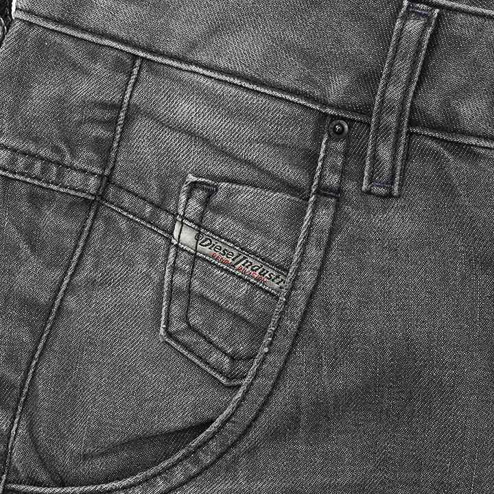 464527bf ... ☆DIESEL diesel Lady's ☆ ユーズドダメージ processing boyfriend jeans denim  underwear die-l-p- ...