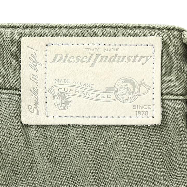 f81f87cf ... ☆DIESEL diesel Lady's ☆ ユーズド processing boyfriend color denim jeans  denim underwear die-l-p ...