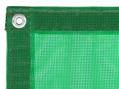 【増税前のスーパーSALE★ポイント最大30倍 9/4~9/11】【送料無料】防塵ネット高さ3m×長さ10m 緑