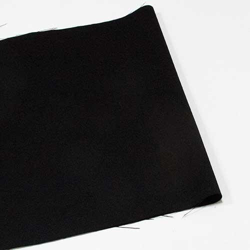 ウール【TX45400】【無地】【送料無料】【ウール生地】カラー全1色【一反単位の販売】【ウールベネシャン】TX45400☆ジャケットやスカート、パンツに最適☆カバンや帽子など小物にも