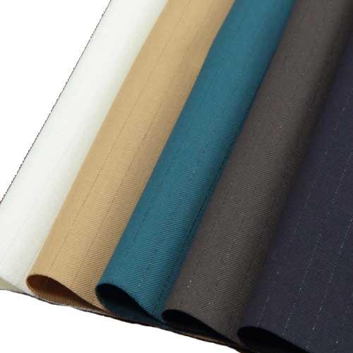 ウール【TX57400】【柄物】【送料無料】【ウール生地】カラー全6色【一反単位の販売】【ウールストライプ】TX57400☆ジャケットやスカート、パンツに最適