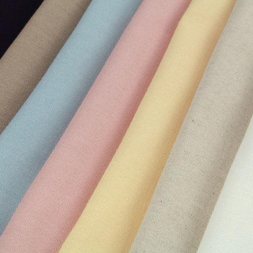 コットン【TX89940】【無地】【送料無料】【綿生地】カラー全7色【一反単位の販売】【コットンカルゼ】TX89940☆ジャケットやスカート、ワンピース、インテリアや帽子など小物にも