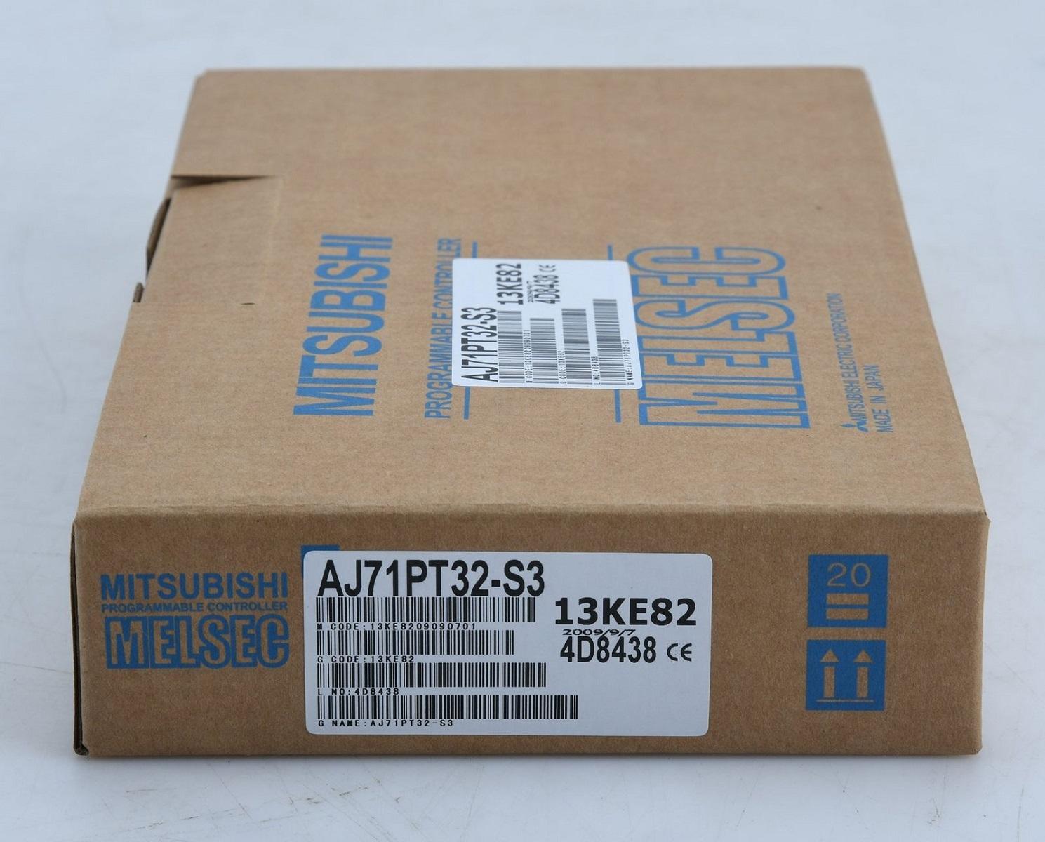 三菱電機 MELSEC-A シーケンサ AJ71PT32-S3 未使用 新古品