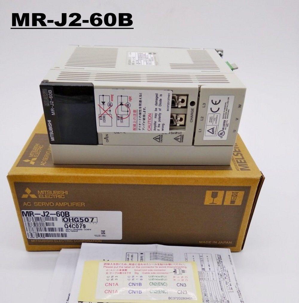 三菱電機 サーボアンプ MR-J2-60B 新品同様/整備済品