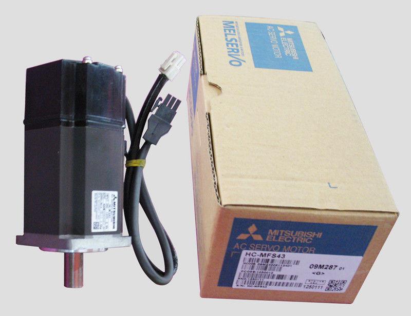 三菱電機 サーボモータ HC-MFS43 新品同様/整備済品