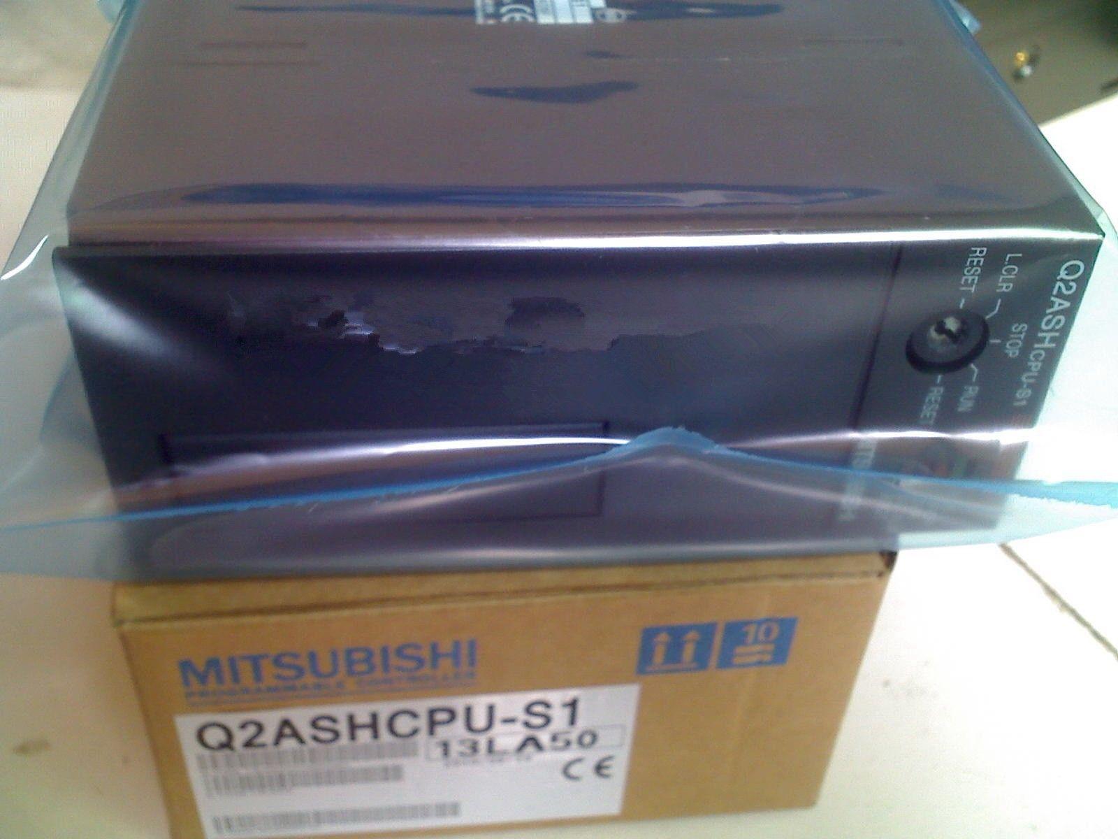三菱電機 シーケンサ Q2ASHCPU-S1 未使用品