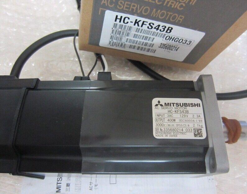 三菱電機 サーボモータ HC-MFS43B 未使用 新古品