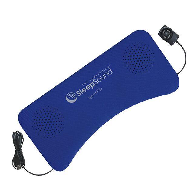 新製品 スリープサウンド 【送料無料】 耳元で28種類の自然の音で眠りへと誘います♪