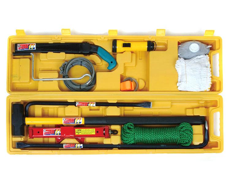 救援工具セット レスキュー11 BTE-RE11 救援キット 救助 防災グッズ 防災用品 脱出路確保 災害用