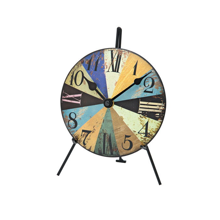 AMS アームス 置き時計 ams-1164 アナログ ドイツ製 置時計 アンティーク調 プリント [アムス 海外メーカー 輸入時計 欧州 デザイン]