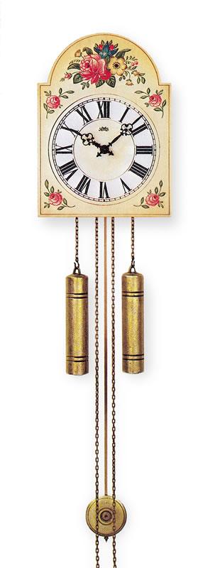 【AMS】【ドイツ製】【アームス】壁掛け クォーツ式掛け時計 8日巻き・ボンボン時計 ams835[送料無料]【成人式 お祝い】【父の日】【クリスマス】