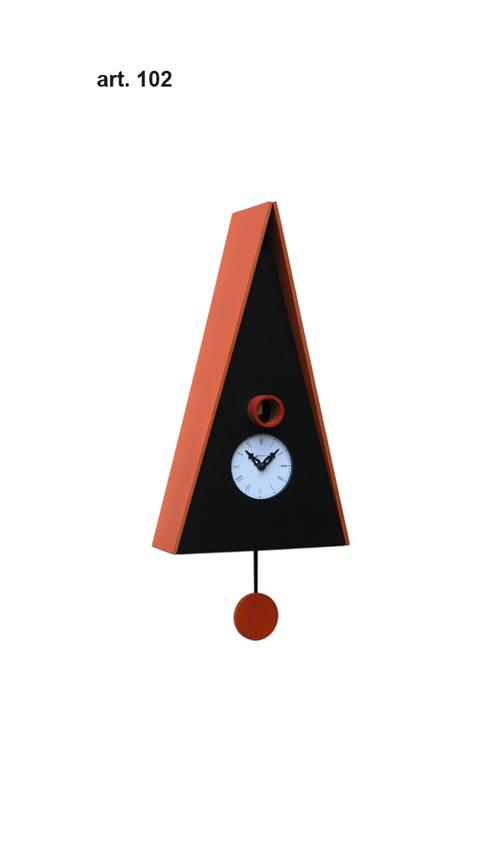【イタリア製】【外国製 手作り 時計】【鳩 時計】Pirondini(ピロンディーニ)イタリア職人のハンドメイドクロック Norimberga カッコー時計(振り子付き) art102or[送料無料]【楽のし対応】【成人式 お祝い】【父の日】【クリスマス】