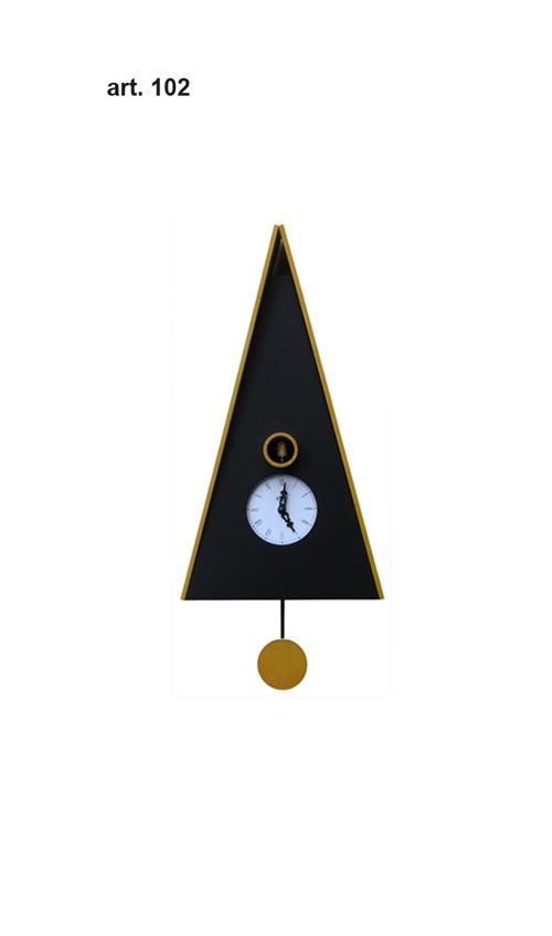 【イタリア製】【外国製 手作り 時計】【鳩 時計】Pirondini(ピロンディーニ)イタリア職人のハンドメイドクロック Norimberga カッコー時計(振り子付き) art102y[送料無料]【楽のし対応】【成人式 お祝い】【父の日】【クリスマス】