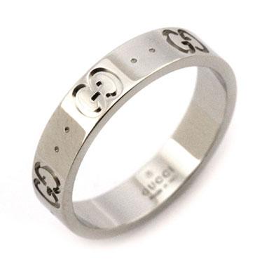 GUCCI グッチ 073230-09850/9000/08 リング 指輪 [ギフト プレゼント 包装 ラッピング無料 お祝い クリスマス]