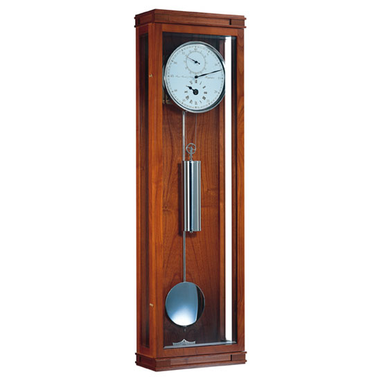 Hermle [ヘルムレ] 高級インテリアクロック Wall Clock 壁掛け時計 振り子 木目チェリー材 機械式限定品 70875-160761[送料無料]【成人式 お祝い】【父の日】【クリスマス】