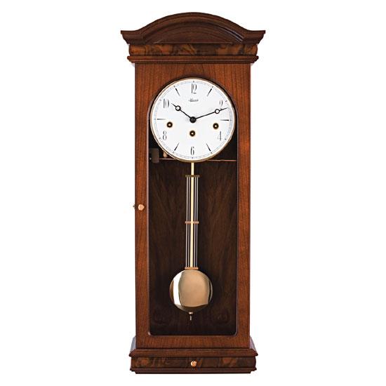 Hermle [ヘルムレ] 高級インテリアクロック Wall Clock 掛け時計 振り子 マホガニー材 機械式木目 70930-070341[送料無料]【成人式 お祝い】【父の日】【クリスマス】