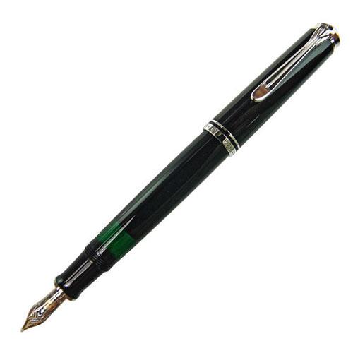 [送料無料]【Pelikan】ペリカン スーベレーン M405 ブラック 万年筆 筆記具[ギフト プレゼント 成人式 お祝い 父の日]【ホワイトデー】【クリスマス】