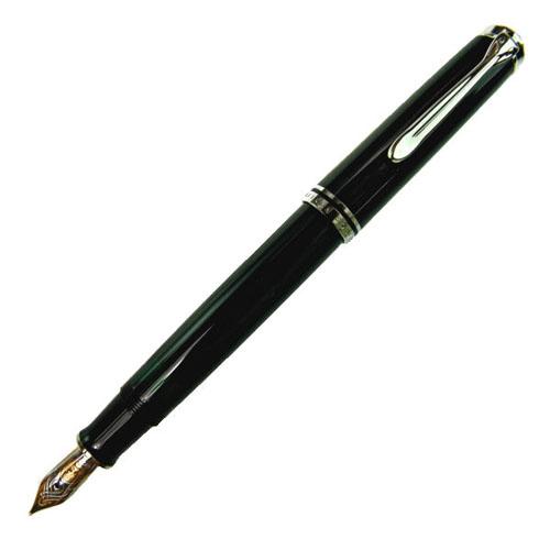 [送料無料]【Pelikan】ペリカン スーベレーン M805 ブラック 万年筆 筆記具[ギフト プレゼント 成人式 お祝い 父の日]【ホワイトデー】【クリスマス】
