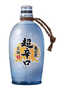 辛口の極み 菊正宗 高価値 上撰 お求めやすく価格改定 720ml 生もと超辛口 徳利ボトル