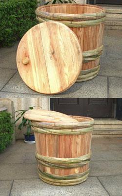 """Tun Yoshino Japanese cedar (1 empty barrels)"