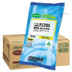 【コニシ:ジムクリスタル 2kg9袋入り 】