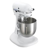 【送料無料】キッチンエイド KSM5WH / ミキサー 業務用 製菓器具 製パン器具