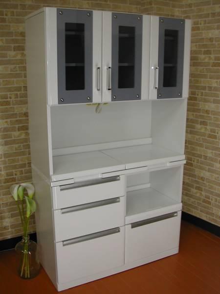 送料無料!食器棚・キッチン収納・ダイニングボード・レンジボード