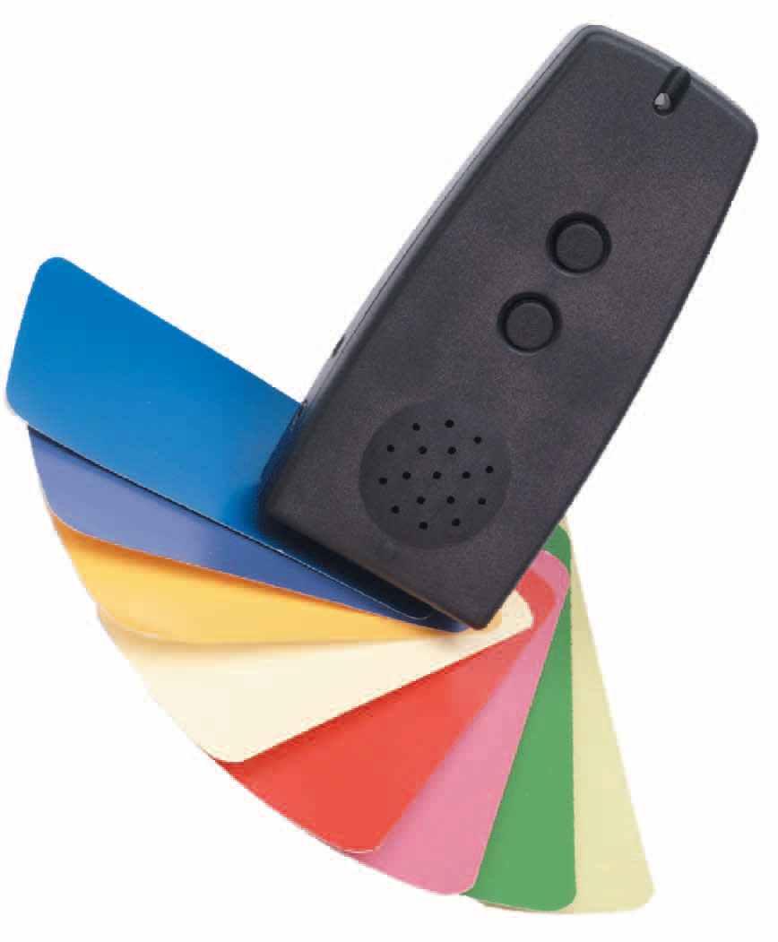 音声色彩判別装置 カラリーノ(CORORINO)