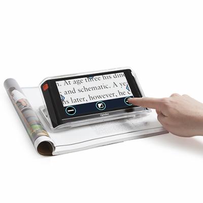 携帯型拡大読書器 コンパクト6HD(本体のみ) 【非課税】