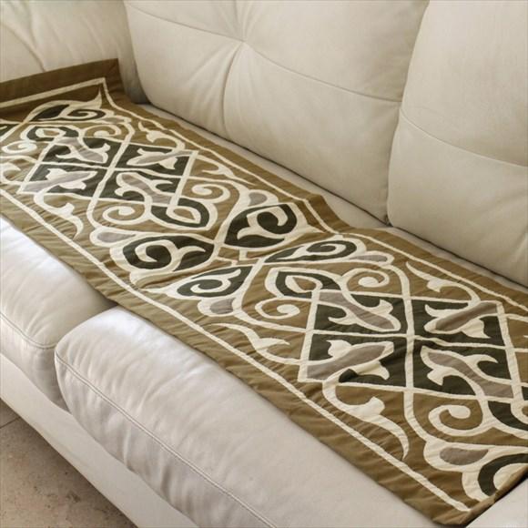 エジプト・ハ-ヤメ-ヤ155x45cmイスラミックデザインが美しいエジプトの手仕事