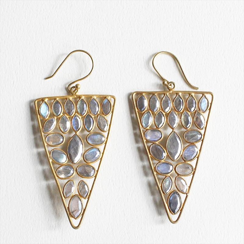 【返品?交換対象商品】 Jaipur ジャイプール シルバーピアス/スモーキーシルバーのトルマリントライアングル Jaipur・アンティークデザイン ジャイプール Tourmaline, Silver earrings earrings, タッコマチ:b12a5682 --- canoncity.azurewebsites.net
