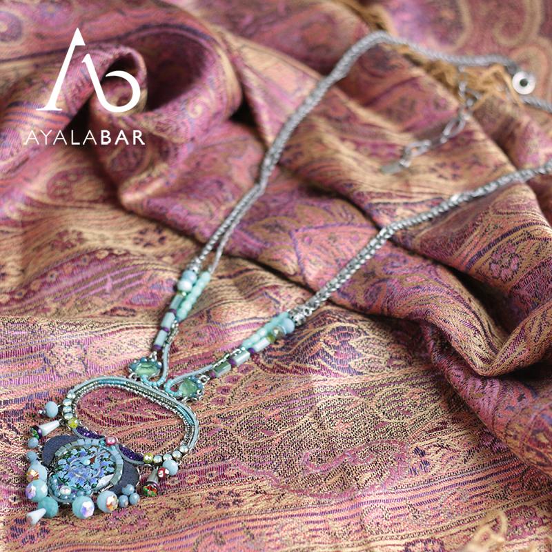 アヤラ・バー AYALA BAR Classic Collection ネックレスTurquoise Dreams ターコイズドリームズ