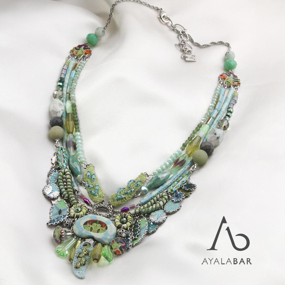 アヤラ・バー AYALA BAR Hip Collection ネックレスAquaverde アクアヴェルデ