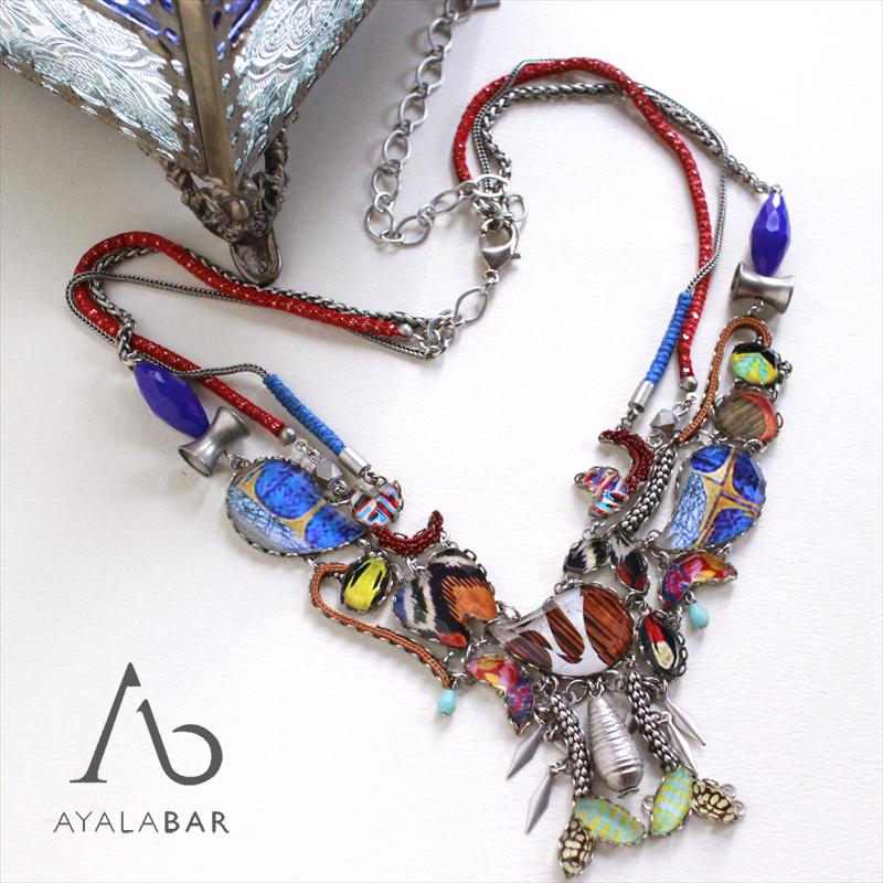 Ayala Bar,Israel アヤラ・バー ラディアンスコレクション/ネックレスImagine イマジン