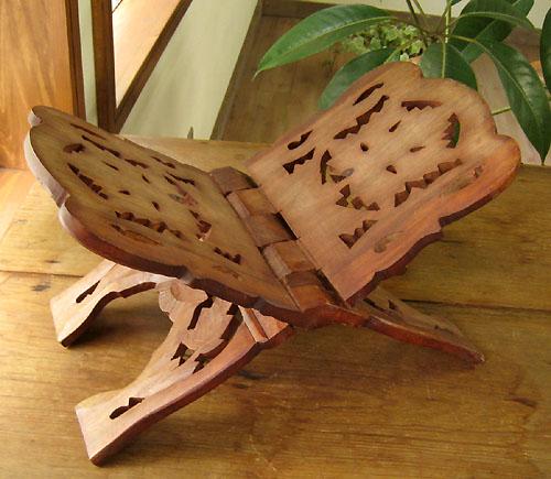 木製コーラン台【送料無料】