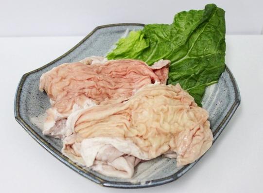 ●スーパーSALE● セール期間限定 豚の大腸 直腸部分 本物 豚ホルモン 480円 送料別 300g