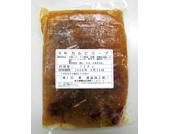 精肉の卸問屋が焼肉屋さんのために作ったスープです。 冷凍カルビスープ(肉入り・2人前)720g580円(送料別)