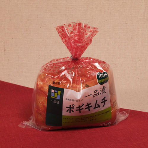 韩国产韩乌尔白菜朝鲜辣白菜1kg
