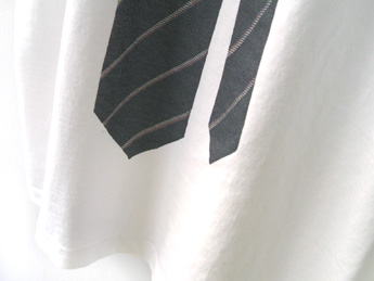 """Tie"" - original printed design t-shirt"